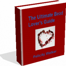 Ebook cover: The Ultimate Bead Lover's Guide