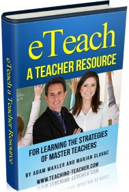 Ebook cover: eTeach: A Teacher Resource for Learning the Strategies of Master Teachers