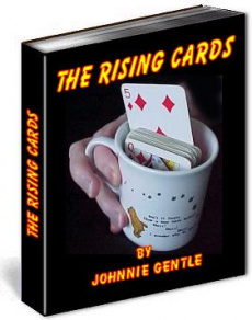 Ebook cover: RISING CARDS