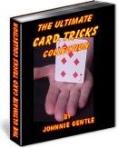 Ebook cover: 25+ CARD TRICKS