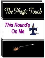 Ebook cover: This Round's On Me
