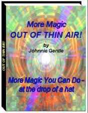 Ebook cover: More Magic - Thin Air