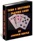 Ebook cover: Torn / Restored Card