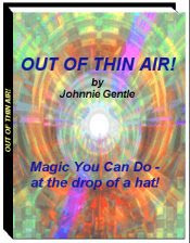 Ebook cover: Out of Thin Air