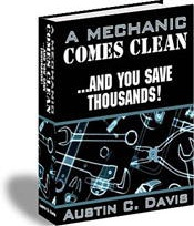 Ebook cover: What Your Mechanic Doesn't Want You to Know