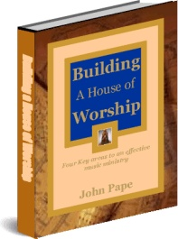 Ebook cover: Building a House of Worship