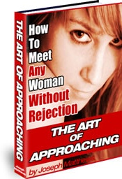 Ebook cover: How To Meet Beautiful Women