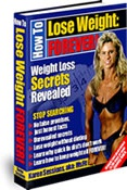 Ebook cover: How To Lose Weight: FOREVER