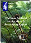 Ebook cover: The New Zealand Immigration & Relocation Report