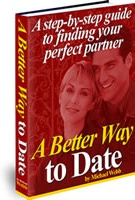 Ebook cover: A Better Way to Date