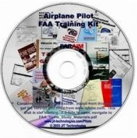 Ebook cover: Airplane Pilot Home Study Kit with Far Aim