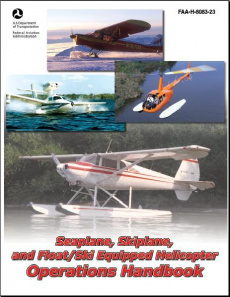 Ebook cover: Seaplane Pilot Home Study Kit with Far Aim