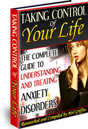 Ebook cover: Anxiety Disorders
