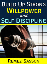 Ebook cover: Will Power and Self Discipline