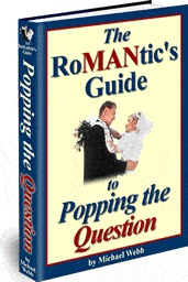 Ebook cover: The  Romantic's  Guide