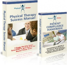 Ebook cover: Physical Therapy Success Manual