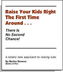 Ebook cover: Raise Your Kids Right