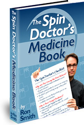 Ebook cover: The Spin Doctor's Medicine Book