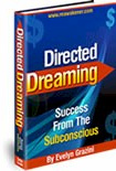 Ebook cover: Directed Dreaming, Success From the Subconscious