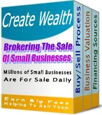 Ebook cover: Business Brokerage Program