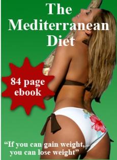 Ebook cover: Mediterranean Diet