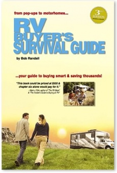 Ebook cover: RV Buyer's Survival Guide