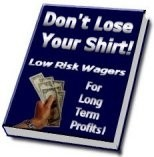 Ebook cover: Don't Lose Your Shirt