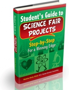 Ebook cover: Super Science Fair Projects