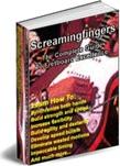 Ebook cover: Screamingfingers