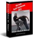 Ebook cover: The Street Self Defense 101