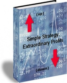 Ebook cover: Simple Strategy, Extraordinary Profits