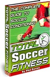 Ebook cover: Total Soccer fitness