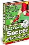 Ebook cover: Total Soccer Psychology