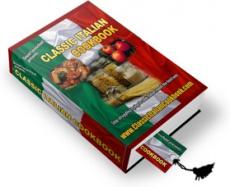 Ebook cover: Classic Italian Cook Book