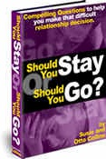 Ebook cover: Should You Stay or Should You Go?