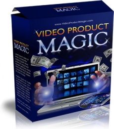 Ebook cover: Video Product Magic
