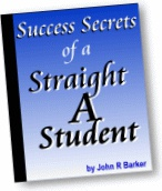 Ebook cover: Student Success Guide