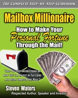 Ebook cover: Mailbox Millionaire, Invest in Tax Liens & Deeds Through The Mail