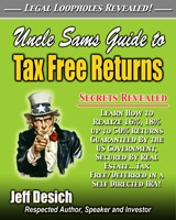 Ebook cover: Uncle Sams Guide to Tax Free/ Tax Deferred Returns