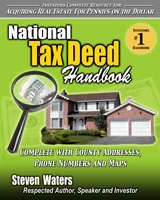 Ebook cover: National Tax Deed Handbook