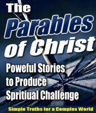 Ebook cover: The Parables of Christ