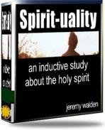 Ebook cover: SPIRITUALITY