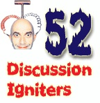 Ebook cover: 52 Discussion Igniters