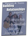 Ebook cover: Parents & Adolescents Building Our Relationships Together