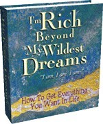Ebook cover: I'm Rich Beyond My Wildest Dreams.