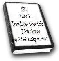 Ebook cover: How to Transform Your Life E-Workshop