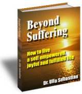 Ebook cover: Beyond Suffering