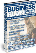 Ebook cover: The Complete Business Plan Manual