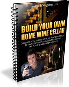 Ebook cover: How To Build A Wine Cellar