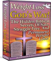 Ebook cover: Weight Loss God's Way